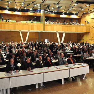 SPD-Landesparteitag 2009 im Darmstadtium